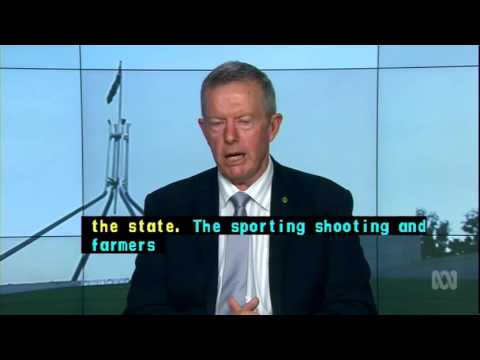 ABC The Drum: GP fees, Gun Laws, Illegal Voting and WikiLeaks