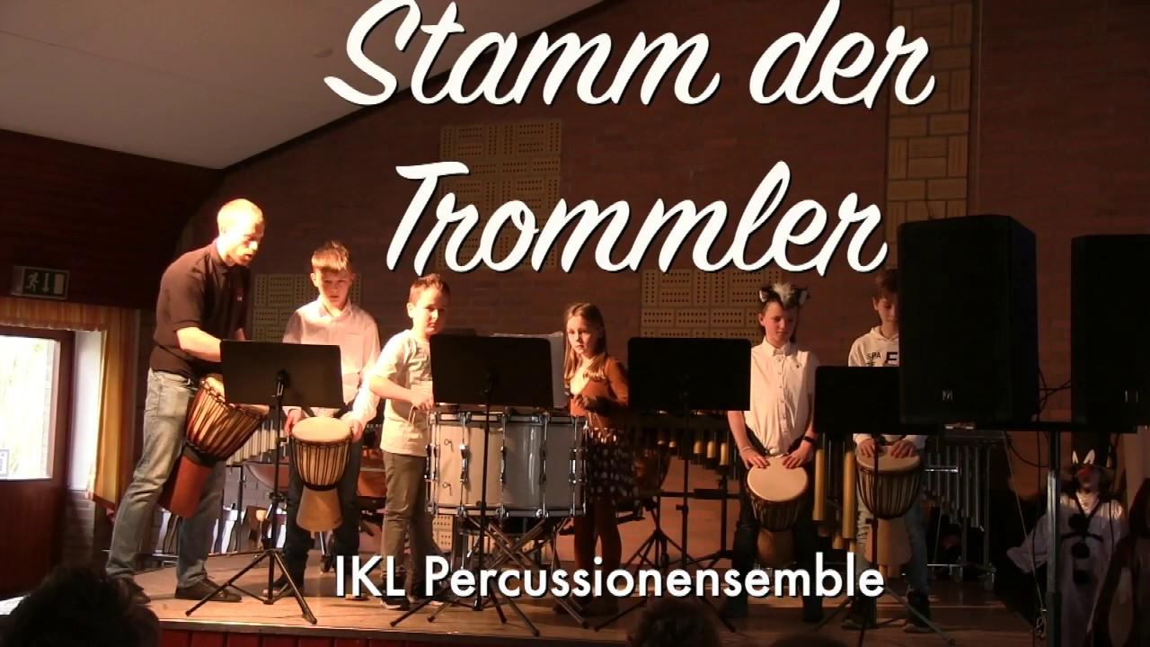 Stamm der Trommler - IKL Percussionensemble