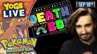 THE KARATE MASTER - Pokemon FireRed Nuzlight Run! - Harry & Lydia - 11/09/19