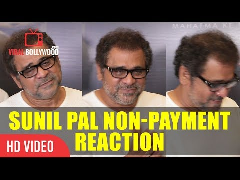 Anees Bazmee Reaction On Sunil Pal Allegation Of of Non payment