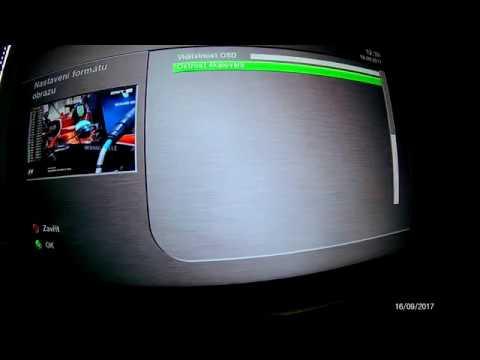 af85e19ac4 Vu+ Ultimo 4K CZ - TOP Best Satellite Receiver 4K - Menu CZ Short Video