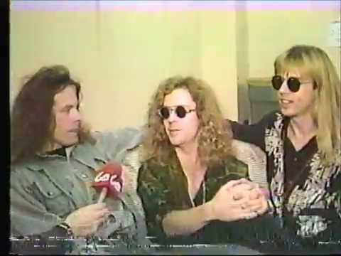 Ted Nugent 1991 Interview in Duluth