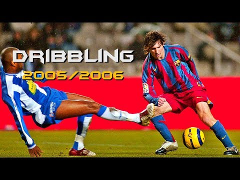 Lionel Messi ● Ultimate Dribbling Skills 2005/2006|HD