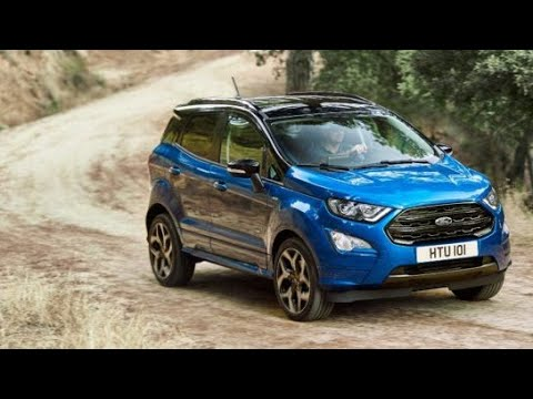 2017 All New Ford Ecosport Suv Revealed In Europe Youtube