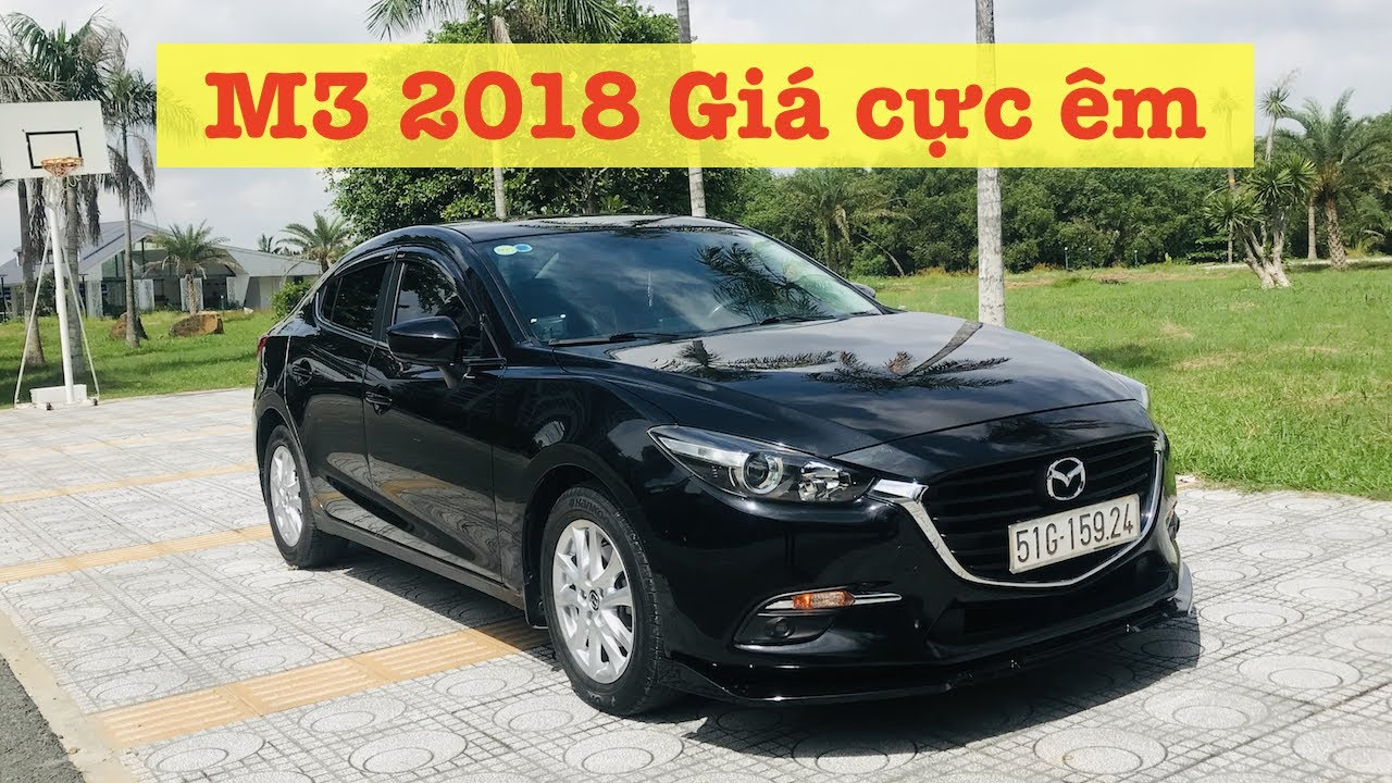 (ĐÃ BÁN) Giá Cực Êm: Mazda 3 1.5AT 2018 BSTP | XE CŨ SÀI GÒN