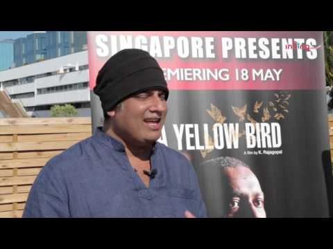 Singapore filmmaker K Rajagopal on 'A Yellow Bird' and Cannes