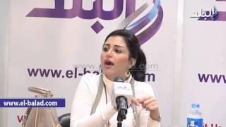 بالفيديو والصور .. منة فضالى: كريم عبد العزيز  'ابن بلد'