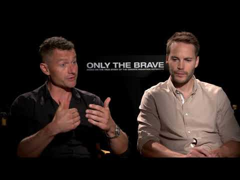 Only the Brave : James Badge Dale and Taylor Kitsch