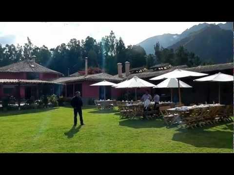 Peru: Sol y Luna Lodge & Spa, Urubamba
