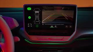 homepage tile video photo for Rear Traffic Alert | Knowing Your VW