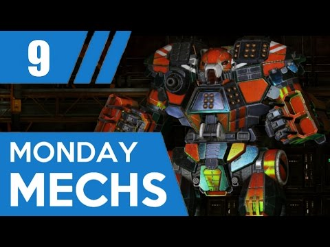 Monday Mechs #9 - Group Queue [MechWarrior Online]