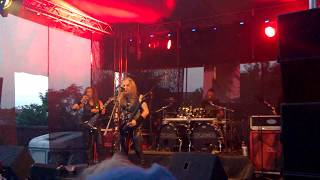 Vader - Reborn in Flames / Decapitated Saints (Live @ Brutal Assault after party 2015)