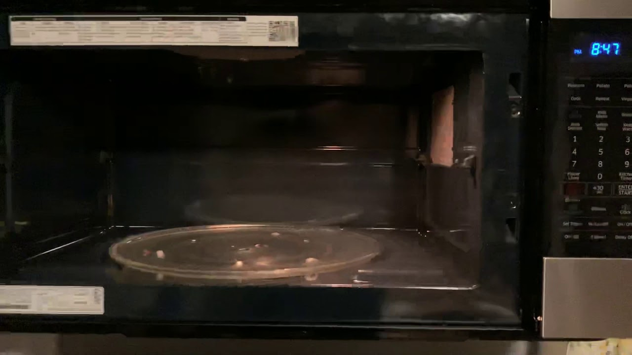 charcoal filter samsung microwave youtube