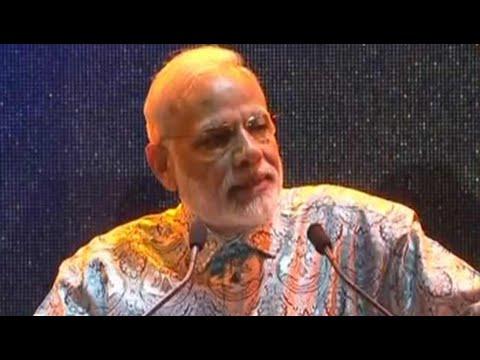 PM Modi says South Africa transformed Mohandas into Mahatma