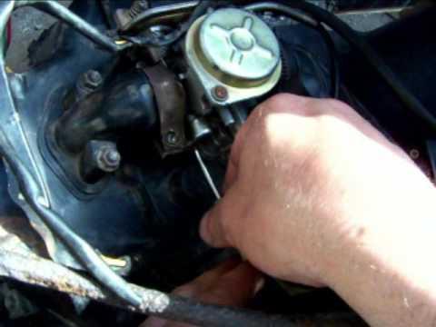 Как настроить карбюратор  любой -  пример скутер  carburetor setting.