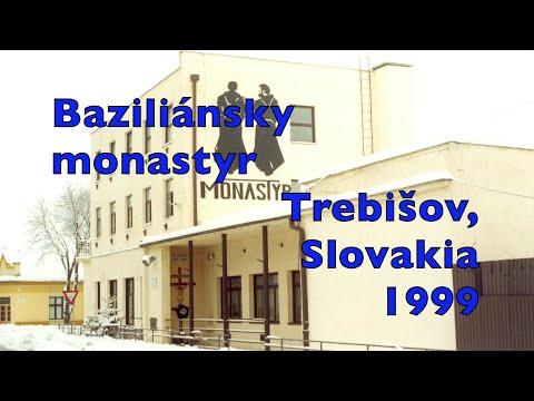 Baziliansky monastyr Trebisov, Slovakia 1999