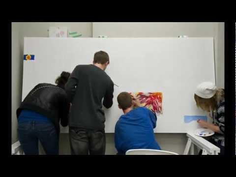 Art Connection Hamilton | Super Crawl Time Lapse Masterpiece
