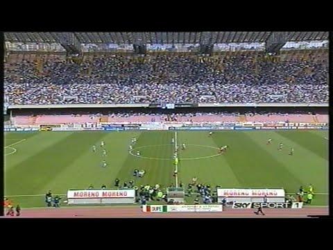 Napoli-Rimini 1-1 (Serie C1 2004-05, partita intera)