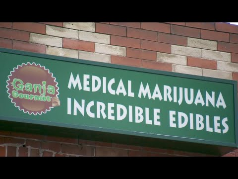 Las Vegas marijuana dispensaries gear up for extra business