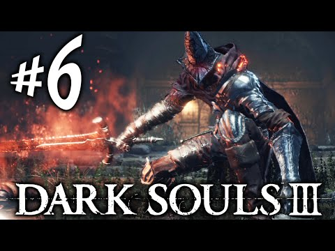 DARK SOULS 3 - Parte 6: Ajuda Divina oO!!! [ Xbox One - Playthrough PT-BR ]