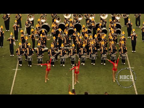NC A&T Marching Band (2015) - Honda Battle of the Bands