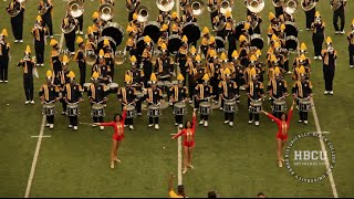 North Carolina A&T Marching Band - Honda Battle of the Bands 2015 - Heavyweight Edition