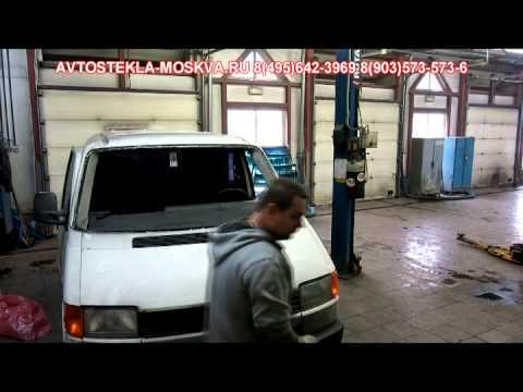 Хром молдинги дверей Фольксваген Транспортер Т5 (хром накладки на двери VW Transporter T5)