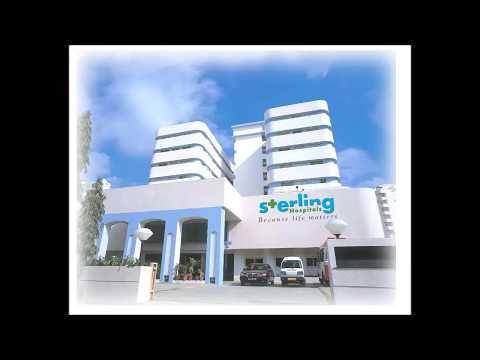 Sterling Hospital - Gujarat's largest and most comprehensive chain of corporate hospitals