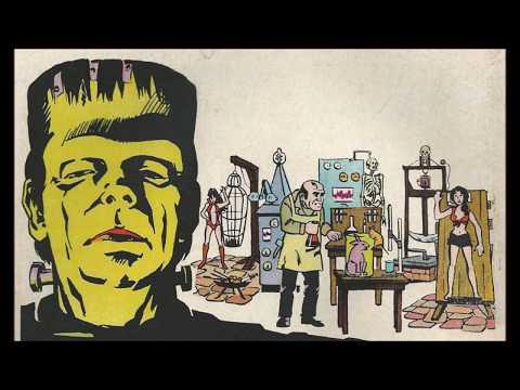 COMIC MAN PRODUCTIONS: AURORA MONSTER SCENES MODEL KITS SUPERMAN COMIC BOOK AD 1971