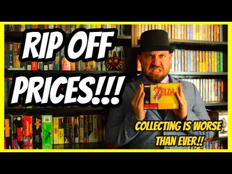 Retro Game Collecting Pricing Worse Than Ever!!!!! - THGM