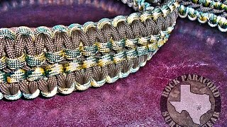 Rock Paracord - How to Make a Shotgun or Rifle Sling