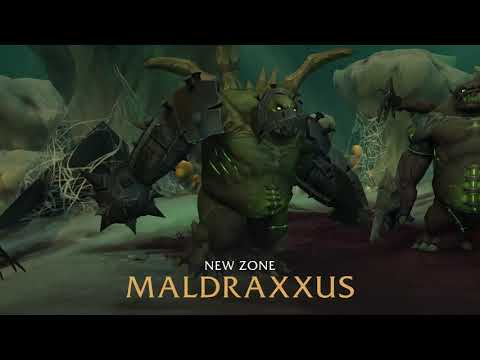 World of Warcraft Shadowlands Epic Edition Collector's Set - Video