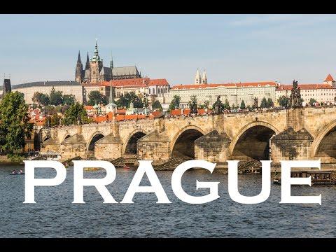 Prague - Europe Trip 2016