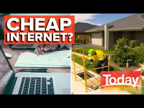 Are Aussies Poised For Cheaper Internet With NBN Price Cut?   Today Show Australia