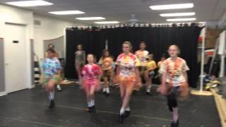 Warrior: Celtic Tiger Irish Dance Camp week 5