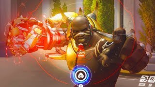 When Timing Is PERFECT!! - Overwatch Perfect Timing Moments