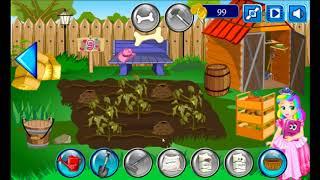 Игра принцесса Джульетта: садовник игра