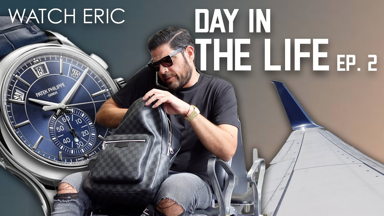 Watch Eric - Ep.02 Life of a Dealer, The Hustle Don't Stop!!