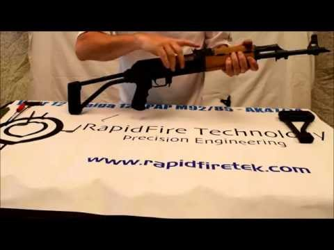 RFT USA Stocks Kits and Stock Adapters for your M70 N-PAP or O-PAP