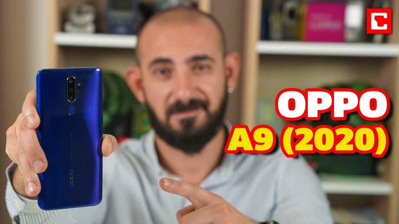 Oppo A9 2020 İnceleme - Sılanın Telefonunu İnceledik