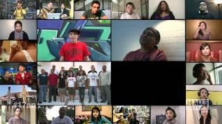 Pancasila Rumah Kita - Versi Kolosal #17an