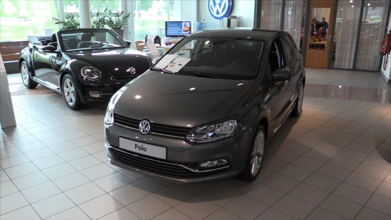 volkswagen polo 2016 in depth review interior exterior youtube. Black Bedroom Furniture Sets. Home Design Ideas