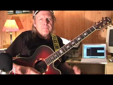 CCR Suzie Q Guitar Lesson by Siggi Mertens - YouTube