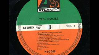 Yes - Roundabout - Isolated Bass, Drums, Keyboard