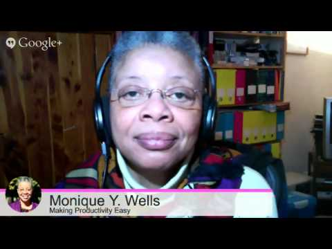 Splendid Life Show with Dr. Monique Wells, Paris Muse of Productivity