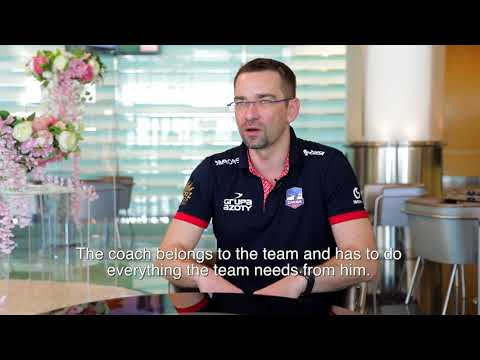 Sebastian Swiderski - The player, the coach, the manager