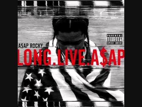A$AP Rocky - Long Live A$AP HQ