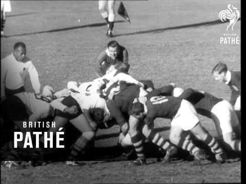 Australia V Fiji Rugby 2nd Test (1961)