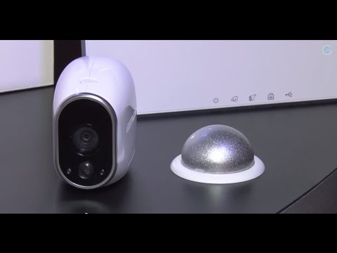 security cameras hook up