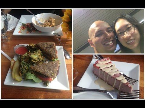 Reunited With Hubby | Viva Vegan Restaurant